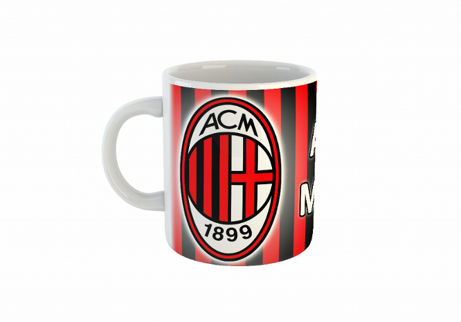 AC Milan Football Mug/кружка